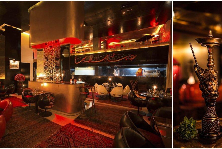 Restaurant Azar Marrakech