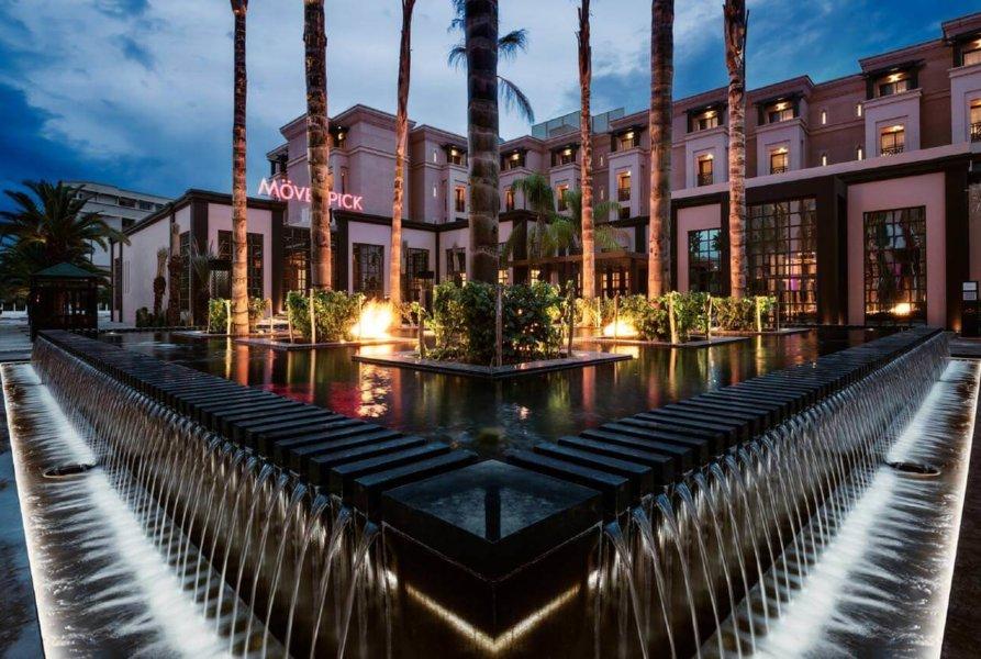 Hotel Mövenpick Mansour Eddahbi  – Marrakech 5*