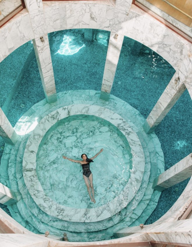 Le Spa du Palace Es Saadi Marrakech