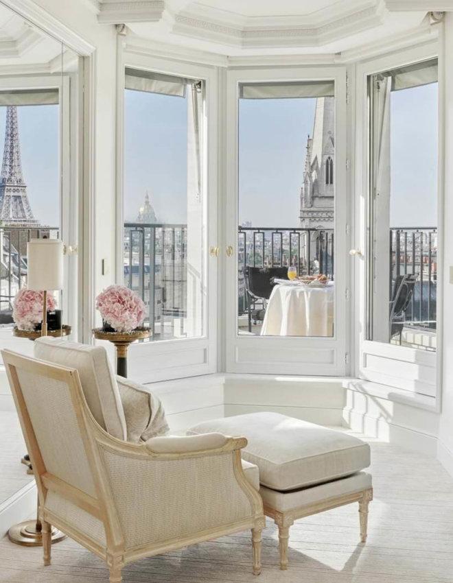 Four Seasons Hôtel George V  Paris